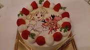 セラフィー&ララミアケーキ♡