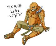 【仮面ライダー】カメ天使【アギト】