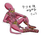 【仮面ライダー】タコ天使【アギト】