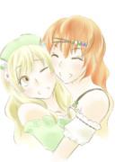 アーシャとレジナ