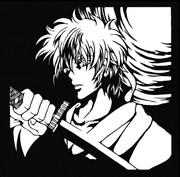 【銀魂】 夜叉 【切り絵】
