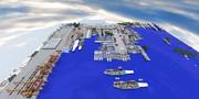 【Minecraft】まほろば帝国 海軍基地