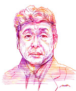 横尾忠則氏