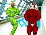 筋肉プール2
