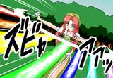 虹符「彩虹の風鈴」!!