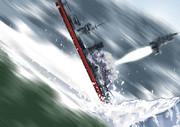 設計班「スキージャンプ戦艦!」 艦長「!!!」