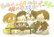 自作ゲーム69作品48時間ゲーム実況