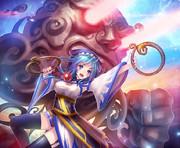 【幻想ノ宴 第十幕】雲居一輪「薙ぎ払い」