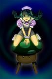 緑の悪魔合体