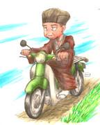 8月19日はバイク・俳句の日