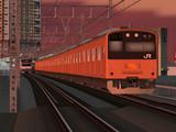 中央線 201系