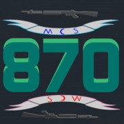 [BF4] 870_MCS エンブレム
