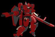 【MMD】ファイアストーム【オリメカ】