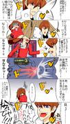海馬提督と龍驤ちゃん漫画