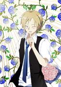 花束をプレゼント【カノ】