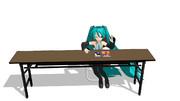 折りたたみイベント用テーブル