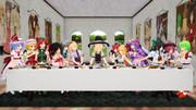 最後の晩餐☆