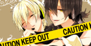 KEEP OUT♡