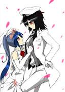 鳳翔さんと結婚しました