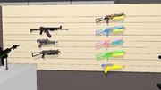 MMD-SHOT SHOW2014 ズザナブース4