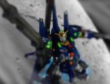 【ガンプラ】MSZ-014C ZⅢ (Falter)