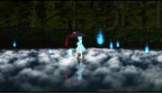 【MMD】泉の霊