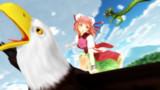 華扇と大鷲と龍の子