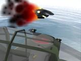敵機撃墜を確認
