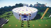 プリウスサーバーの新庁舎