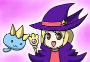 僕と契約して魔法少女になってよ、みたいな