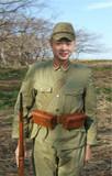 あばれる君が日本兵だった頃の画像が似合いすぎる件