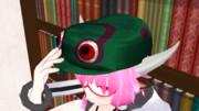 【MMD】野良帽【配布】
