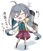 清霜ちゃん!