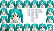 【モデル配布】あにまさ式ミク_EA_ver1.5