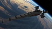 SpaceEngineers:アリアストア級ミサイル駆逐艦