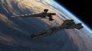 SpaceEngineers:【無限航路】駆逐艦