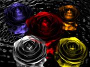 ガラスの薔薇