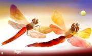 8月番外「赤 蜻蛉 010」