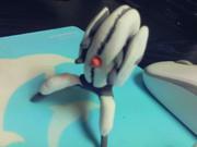 粘土で作る「Portal:タレット」