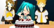 Happy Birthday Hatsune Miku!!