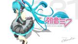 【MMD】初音ミク・ハイポリモデルVer1.31【初音ミク誕生祭2014】