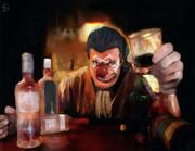 バギー船長からの酒の誘い