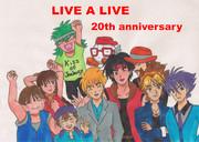 祝 LIVE ALIVE 20周年