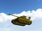 ドイツの戦車は世界一チィィィィ!!