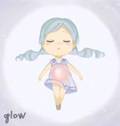 ミクさん glowVer