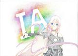 IA【点描画】