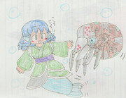わかさぎ姫のギョギョっと水族館ZONE35