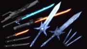 [MMD]機械刀&氷剣ダブルアップデート