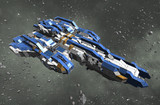 SpaceEngineersで宇宙船