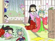 虫愛づる姫君 ~ダブルミーニング姫リグル~